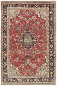 Arak Matto 218X328 Itämainen Käsinsolmittu Tummanruskea/Ruskea (Villa, Persia/Iran)