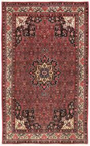 Bidjar Matto 203X325 Itämainen Käsinsolmittu Tummanruskea/Tummanpunainen (Villa, Persia/Iran)