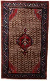 Koliai Matto 130X218 Itämainen Käsinsolmittu Tummanpunainen/Tummanruskea (Villa, Persia/Iran)