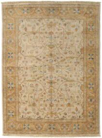 Ziegler Matto 167X223 Itämainen Käsinsolmittu Vaaleanruskea/Tummanbeige (Villa, Pakistan)