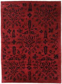 Ziegler Moderni Matto 176X242 Moderni Käsinsolmittu Tummanpunainen/Punainen (Villa, Pakistan)