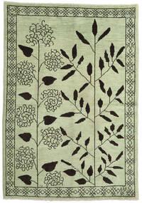 Ziegler Moderni Matto 165X240 Moderni Käsinsolmittu Vaaleanvihreä/Tummanvihreä/Pastellinvihreä (Villa, Pakistan)