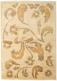 Ziegler Moderni Matto 169X228 Moderni Käsinsolmittu Beige/Tummanbeige/Vaaleanruskea (Villa, Pakistan)