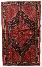 Toiserkan Matto 127X212 Itämainen Käsinsolmittu Tummanpunainen/Tummanruskea (Villa, Persia/Iran)