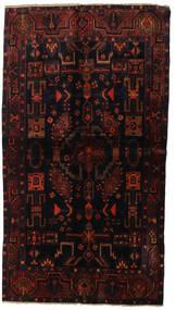 Lori Matto 130X234 Itämainen Käsinsolmittu Tummanruskea/Tummanpunainen (Villa, Persia/Iran)