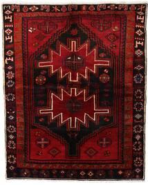 Lori Matto 165X204 Itämainen Käsinsolmittu Tummanruskea/Tummanpunainen (Villa, Persia/Iran)