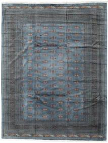 Pakistan Bokhara 3Ply Matto 250X315 Itämainen Käsinsolmittu Sininen/Tummanharmaa/Tummansininen Isot (Villa, Pakistan)