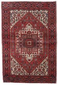 Gholtogh Matto 104X155 Itämainen Käsinsolmittu Tummanpunainen (Villa, Persia/Iran)