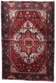 Gholtogh Matto 105X153 Itämainen Käsinsolmittu Tummanpunainen (Villa, Persia/Iran)