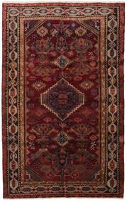 Lori Matto 161X262 Itämainen Käsinsolmittu Tummanpunainen/Tummanruskea (Villa, Persia/Iran)