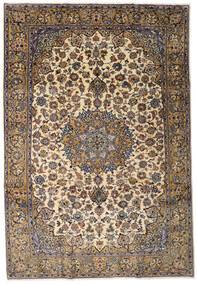 Najafabad Matto 236X344 Itämainen Käsinsolmittu Ruskea/Tummanruskea (Villa, Persia/Iran)