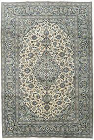 Keshan Matto 196X290 Itämainen Käsinsolmittu Tummanvihreä/Beige (Villa, Persia/Iran)