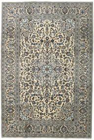 Keshan Matto 196X292 Itämainen Käsinsolmittu Tummanharmaa/Vaaleanharmaa (Villa, Persia/Iran)