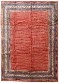 Sarough Mir Matto 270X375 Itämainen Käsinsolmittu Ruoste/Tummanpunainen Isot (Villa, Persia/Iran)