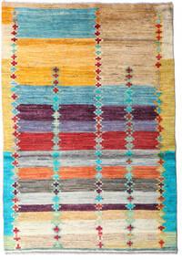 Moroccan Berber - Afghanistan Matto 120X173 Moderni Käsinsolmittu Tummanbeige/Vaaleanruskea (Villa, Afganistan)