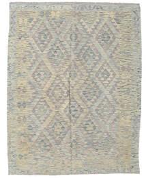 Kelim Afghan Old Style Matto 159X200 Itämainen Käsinkudottu Vaaleanharmaa (Villa, Afganistan)