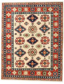 Kazak Matto 158X203 Itämainen Käsinsolmittu Ruoste/Tummansininen (Villa, Afganistan)