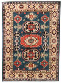Kazak Matto 146X203 Itämainen Käsinsolmittu Tummansininen/Tummanharmaa (Villa, Afganistan)