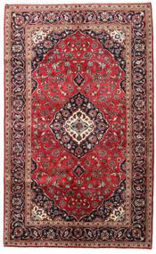 Keshan Matto 147X240 Itämainen Käsinsolmittu Tummanruskea/Tummanpunainen (Villa, Persia/Iran)