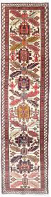 Ardebil Matto 75X292 Itämainen Käsinsolmittu Käytävämatto Beige/Tummanpunainen (Villa, Persia/Iran)