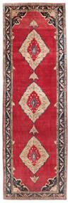 Koliai Matto 161X500 Itämainen Käsinsolmittu Käytävämatto Punainen/Tummanvioletti (Villa, Persia/Iran)