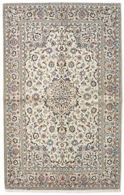 Keshan Matto 140X222 Itämainen Käsinsolmittu Vaaleanharmaa/Beige (Villa, Persia/Iran)