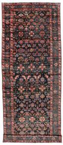 Sautchbulag 1920-1940 Matto 230X620 Itämainen Käsinsolmittu Käytävämatto Musta/Tummanpunainen (Villa, Persia/Iran)
