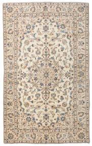 Keshan Matto 145X237 Itämainen Käsinsolmittu Vaaleanharmaa/Beige (Villa, Persia/Iran)