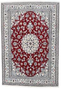 Nain Matto 164X235 Itämainen Käsinsolmittu Vaaleanharmaa/Valkoinen/Creme (Villa, Persia/Iran)