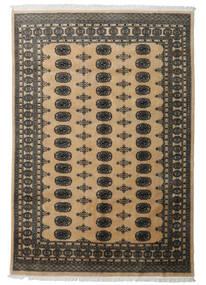 Pakistan Bokhara 2Ply Matto 163X241 Itämainen Käsinsolmittu Tummanharmaa/Vaaleanruskea (Villa, Pakistan)