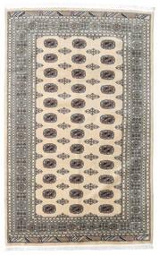 Pakistan Bokhara 2Ply Matto 153X244 Itämainen Käsinsolmittu Beige/Vaaleanharmaa (Villa, Pakistan)