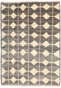 Moroccan Berber - Afghanistan Matto 163X245 Moderni Käsinsolmittu Tummanharmaa/Vaaleanharmaa/Beige (Villa, Afganistan)