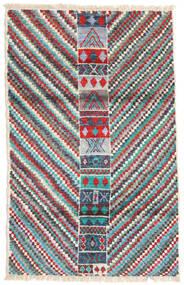 Moroccan Berber - Afghanistan Matto 119X189 Moderni Käsinsolmittu Vaaleanharmaa/Beige (Villa, Afganistan)