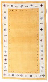 Loribaft Persia Matto 83X145 Moderni Käsinsolmittu Beige/Vaaleanruskea/Keltainen (Villa, Persia/Iran)