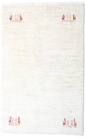 Loribaft Persia Matto 80X125 Moderni Käsinsolmittu Beige/Valkoinen/Creme (Villa, Persia/Iran)
