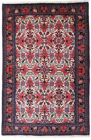 Bidjar Matto 105X159 Itämainen Käsinsolmittu Tummansininen/Tummanvioletti (Villa, Persia/Iran)