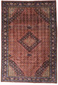 Ardebil Matto 200X297 Itämainen Käsinsolmittu Tummanruskea/Tummanharmaa (Villa, Persia/Iran)