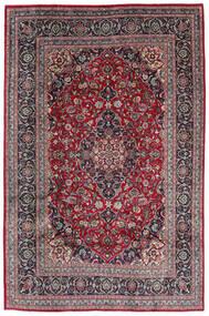 Kashmar Matto 204X310 Itämainen Käsinsolmittu Tummanharmaa/Tummanpunainen (Villa, Persia/Iran)