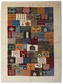 Loribaft Persia Matto 174X238 Moderni Käsinsolmittu Tummanruskea/Beige (Villa, Persia/Iran)