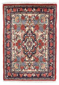 Sarough Matto 57X81 Itämainen Käsinsolmittu Tummanpunainen/Tummanharmaa (Villa, Persia/Iran)