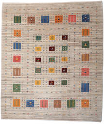 Loribaft Persia Matto 209X242 Moderni Käsinsolmittu Vaaleanharmaa/Vaaleanruskea (Villa, Persia/Iran)