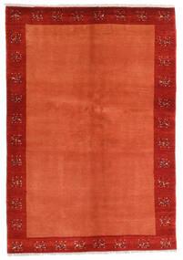 Loribaft Persia Matto 139X202 Moderni Käsinsolmittu Ruoste/Punainen/Oranssi (Villa, Persia/Iran)