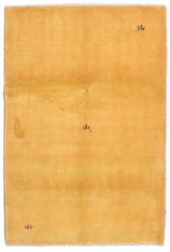 Loribaft Persia Matto 126X185 Moderni Käsinsolmittu Vaaleanruskea/Oranssi (Villa, Persia/Iran)