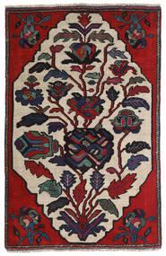 Kelim Golbarjasta Matto 95X145 Itämainen Käsinkudottu Tummanharmaa/Vaaleanharmaa (Villa, Afganistan)