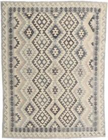 Kelim Afghan Old Style Matto 157X209 Itämainen Käsinkudottu Vaaleanharmaa/Tummanharmaa (Villa, Afganistan)