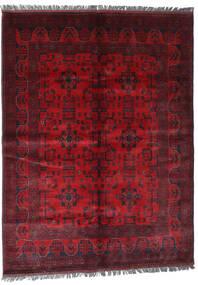 Afghan Khal Mohammadi Matto 169X228 Itämainen Käsinsolmittu Tummanpunainen/Punainen (Villa, Afganistan)