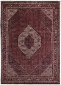 Bidjar Takab/Bukan Matto 255X344 Itämainen Käsinsolmittu Tummanruskea/Tummanpunainen Isot (Villa, Persia/Iran)
