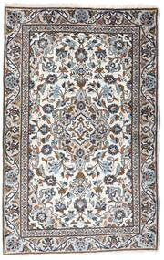 Keshan Matto 90X140 Itämainen Käsinsolmittu Vaaleanharmaa/Valkoinen/Creme (Villa, Persia/Iran)
