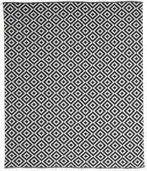 Torun - Musta/Neutral Matto 250X300 Moderni Käsinkudottu Tummanharmaa/Vaaleanharmaa Isot (Puuvilla, Intia)