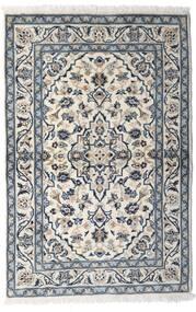 Keshan Matto 100X150 Itämainen Käsinsolmittu Vaaleanharmaa/Tummanharmaa (Villa, Persia/Iran)